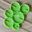 Silicone mold baloons